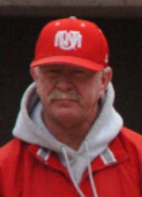 Ray Birmingham Head Coach of the University of New Mexico