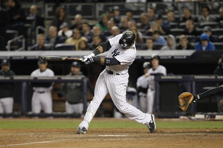 Robinson Cano of the New York Yankees & Mariners
